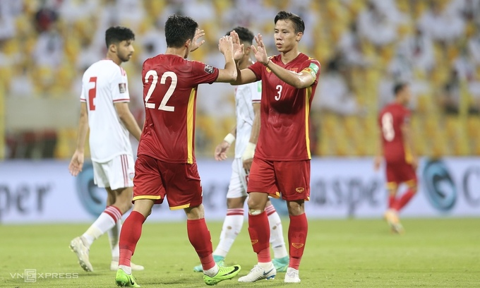 Draw of World Cup's third qualifiers: Vietnam in No. 6 seed group