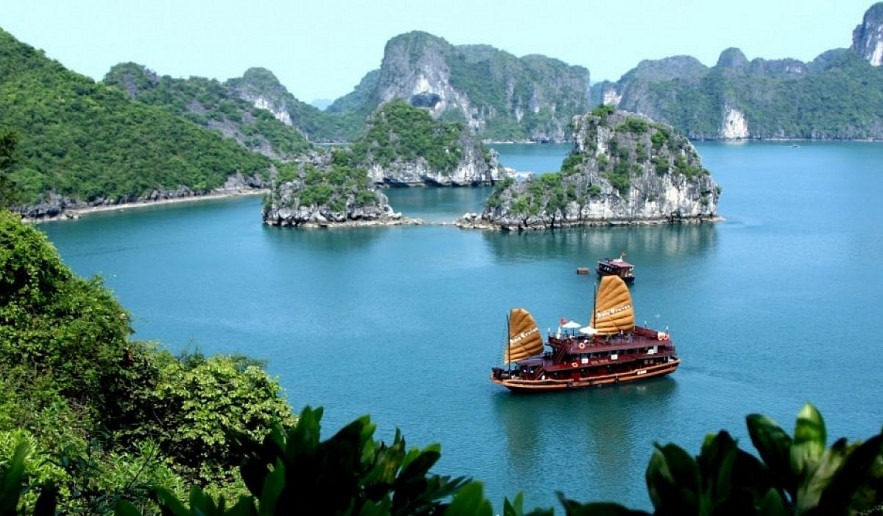 Ha Long Bay- UNESCO-recognised heritage site in the northern province of Quang Ninh. Photo: VOV