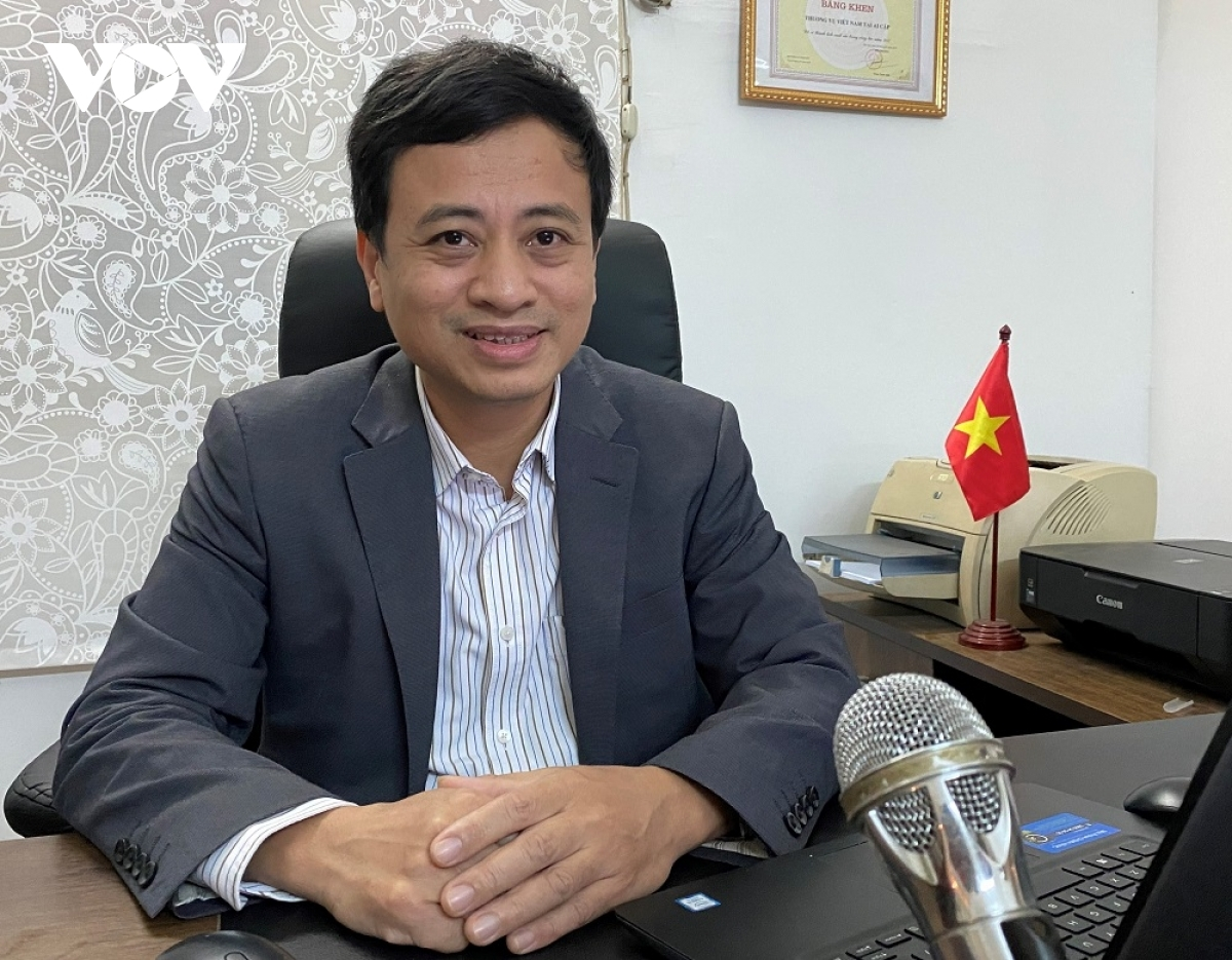 Vietnam- Egypt trade turnover expected to reach US$1 billion in next years