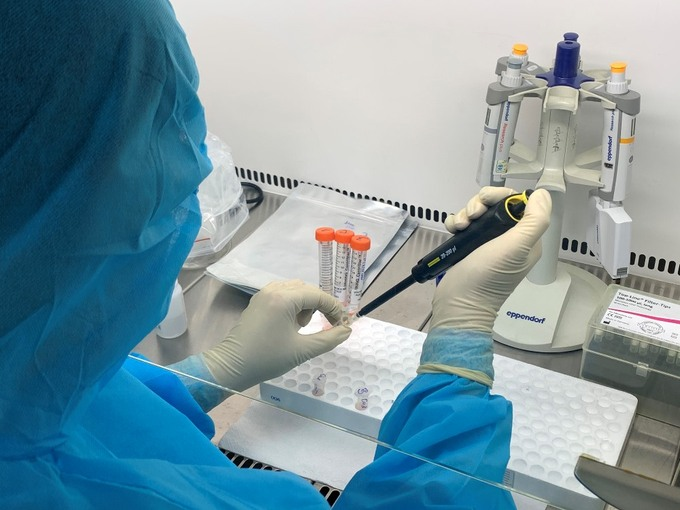 pandemic hit northern province offers covid 19 testing on demand