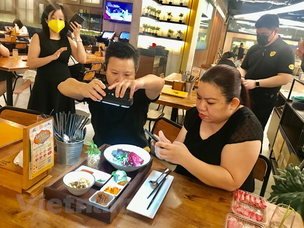 Woman breathes soul for Vietnamese cuisine in Malaysia