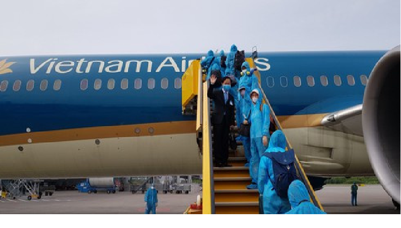 vietnamese citizens stranded in sweden and finland safely repatriated