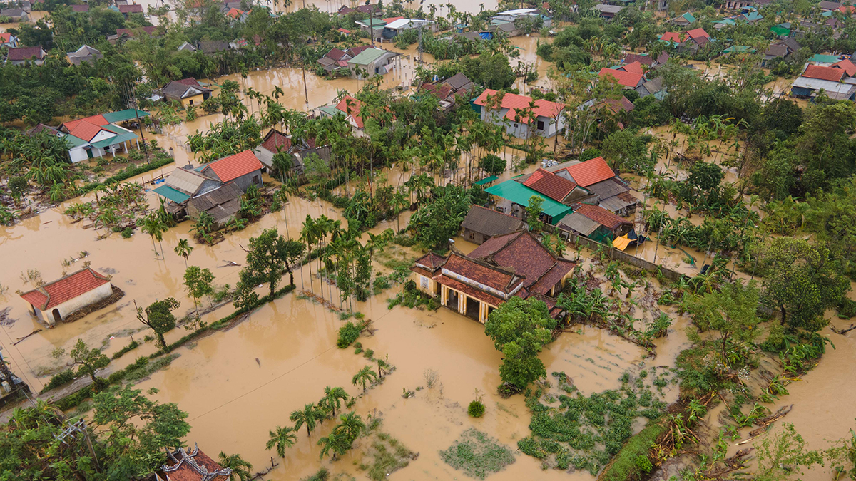 natural disasters possibly slash 15 off vietnams annual gdp