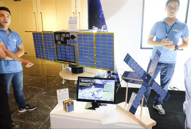 Japan to launch made-in-Vietnam satellite into space in 2021