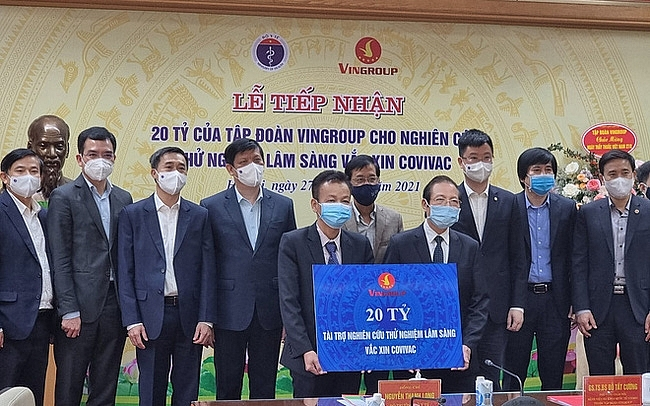 Made-in-Vietnam COVID-19 vaccine to be priced under US $2.6