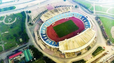 My Dinh Stadium, a top 5 best stadiums in Southeast Asea