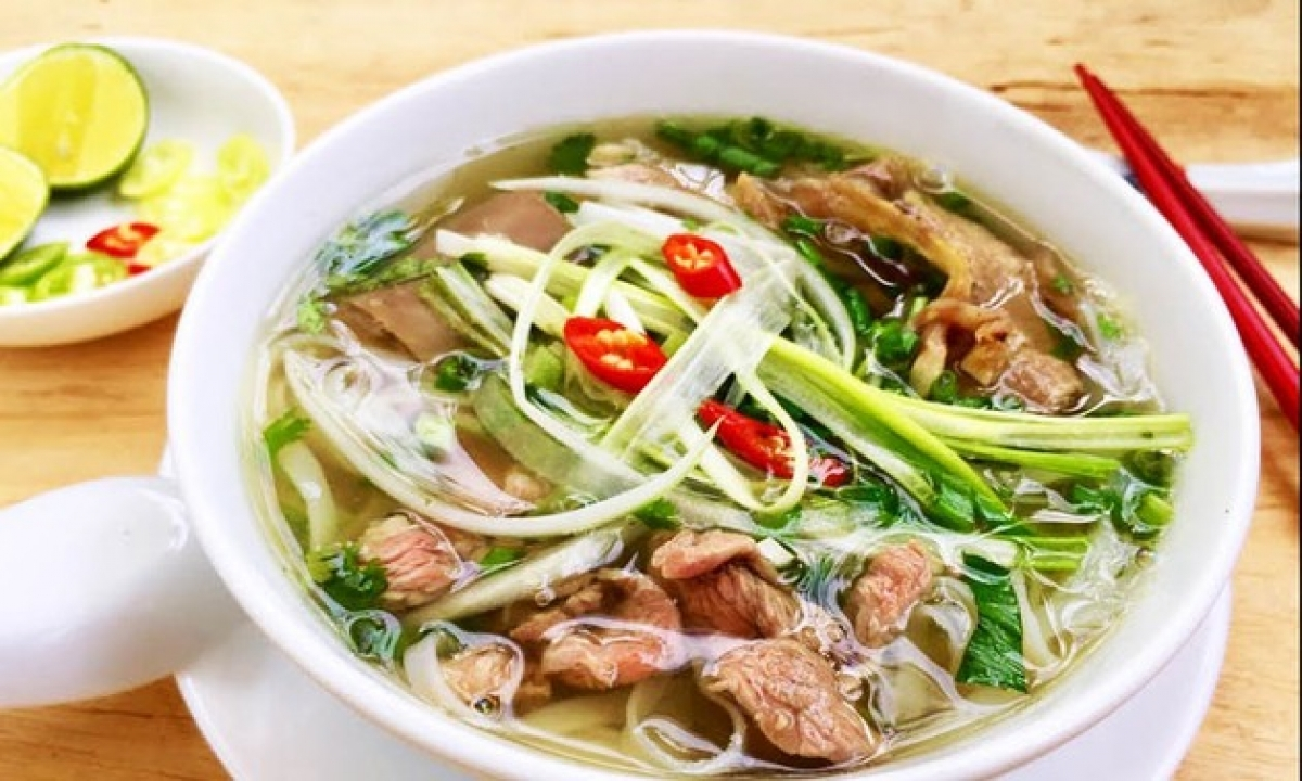 Pho, the quintessence brings Vietnamese culture  to the world