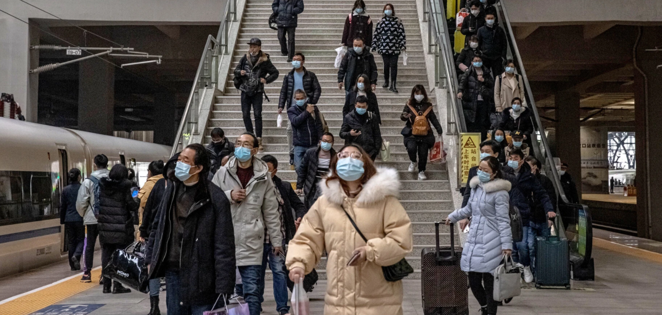 china tightens covid 19 prevention measures before holidays