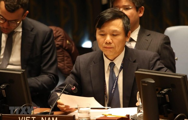 Vietnam supports all initiatives, efforts helping with Middle East Peace Process
