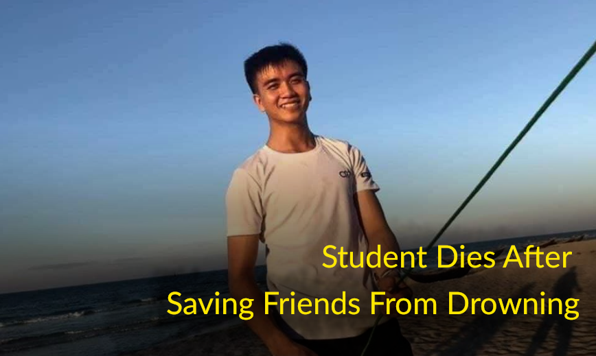 Student's Brave Sacrifice After Saving Friends from Drowning