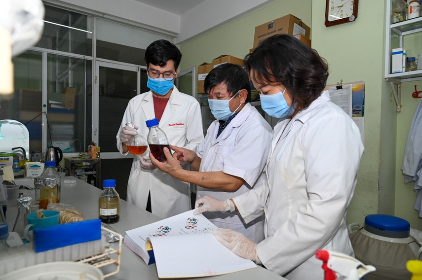 Made-in-Vietnam Covid Medication Enters Clinical Trials