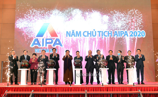 aipa 41 brunei highly values the role and contributions of vietnam national assembly