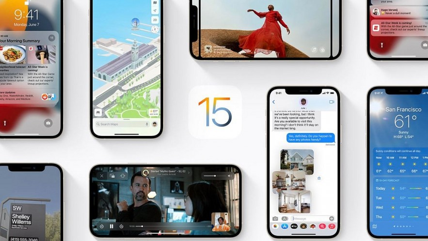 Apple iOS 15: Big Updates For Better Productivity