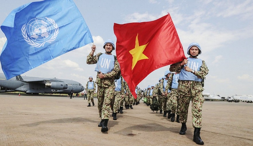 Ambassador of Peace: How A Young Vietnamese Contributes to UN's Peacekeeping