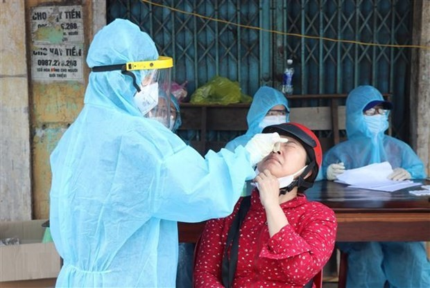 Vietnam Covid-19 Updates (September 22): Additional 11,692 Cases Recorded