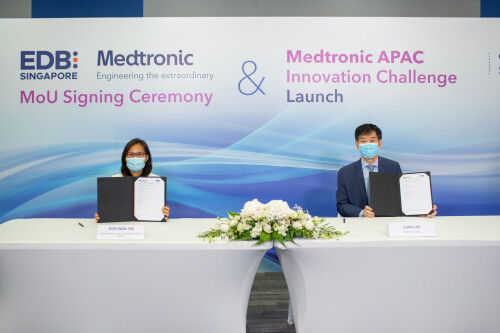 Medtronic Proposes to Invest US$50m For First-of-its-kind Regional Open Innovation Platform