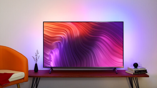 New 4K Philips 8500 Series TV for Taiwan Introduces Antibacterial Remote and Apple TV+