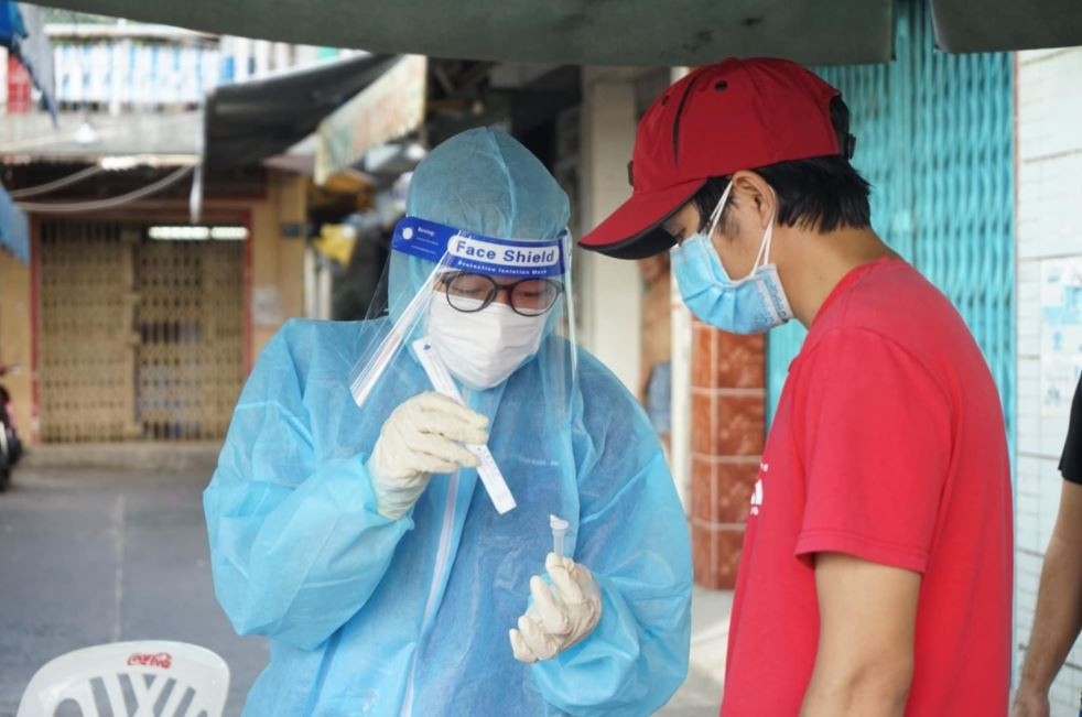 Vietnam Covid-19 Updates (October 17): 3,221 Cases Added To National Count