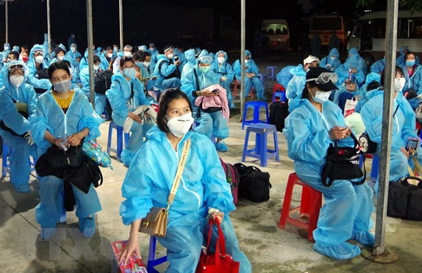 COVID-19 Updates (November 12): Vietnam sees no new COVID-19 cases, 1091 patients cured