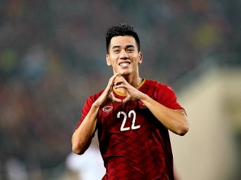 Tien Linh Wins The AFC Best International Player of the Week