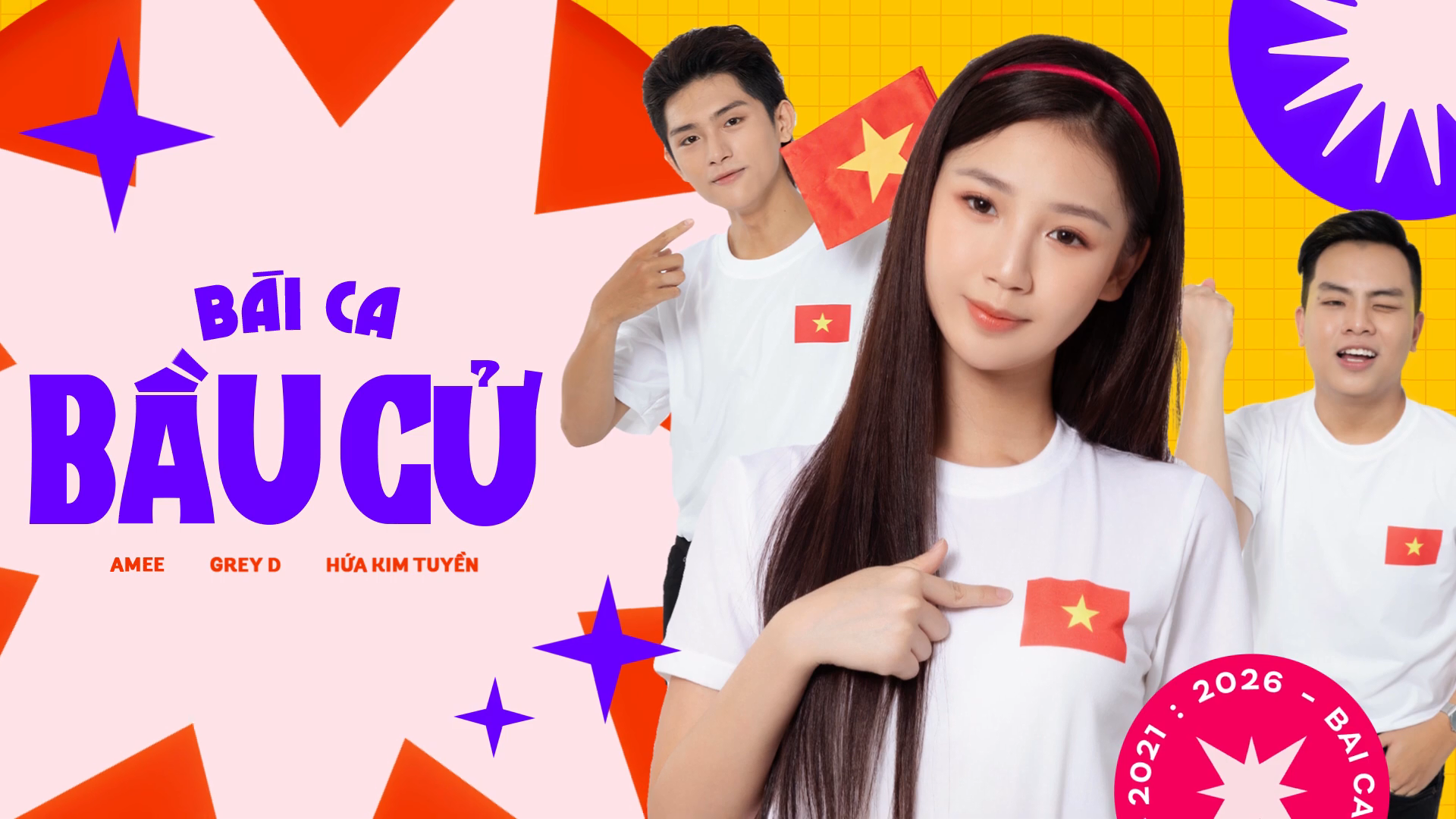 Music video set to inspire voting at Vietnam's elections