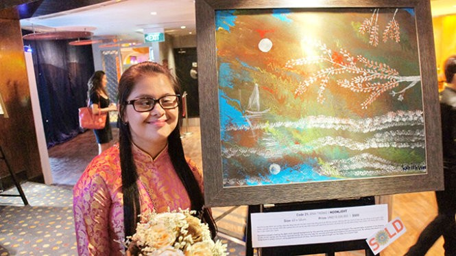 The Love for Vietnam of a Special Indian Artist