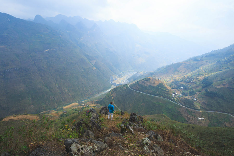 """Awesome """"check-in"""" places to visit in Ha Giang in this April holidays"""