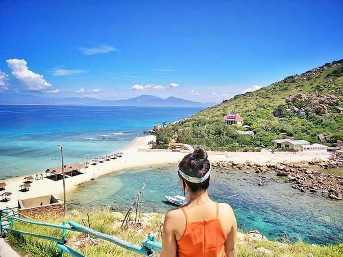 """Khanh Hoa destination with three lovely """"check-in"""" spots to get away the summer heat"""
