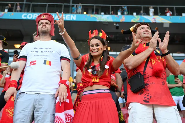 How to Watch Belgium vs Italy: TV channels, Live stream, Online