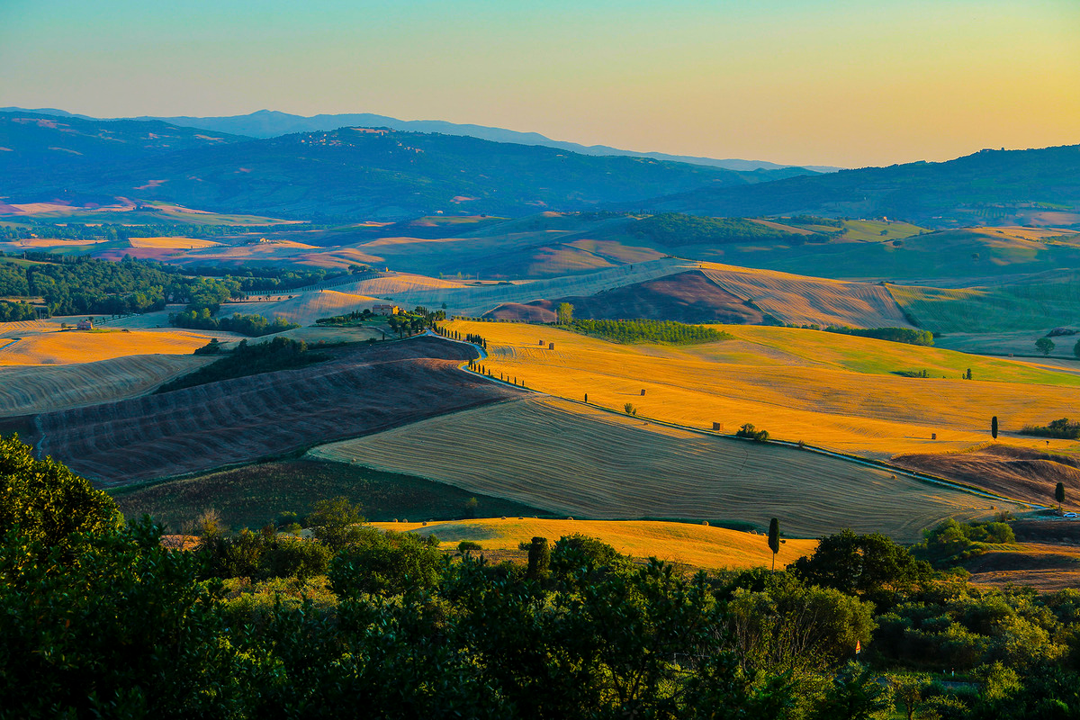 """Alluring and Peaceful Tuscany - """"The Forgotten Paradise"""" of Italy"""