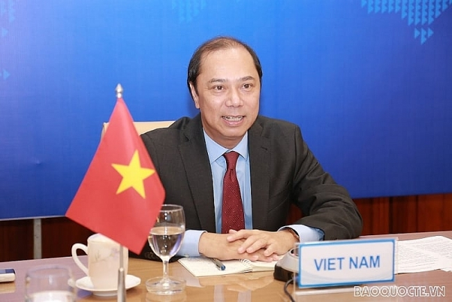 Vietnam continues to be a high priority on Germany