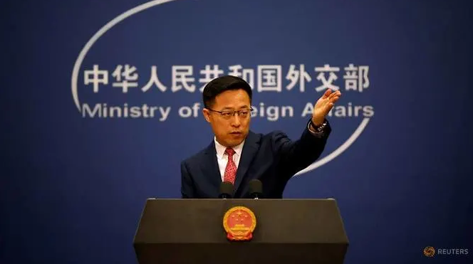 China  retaliates against US with its accusation of US