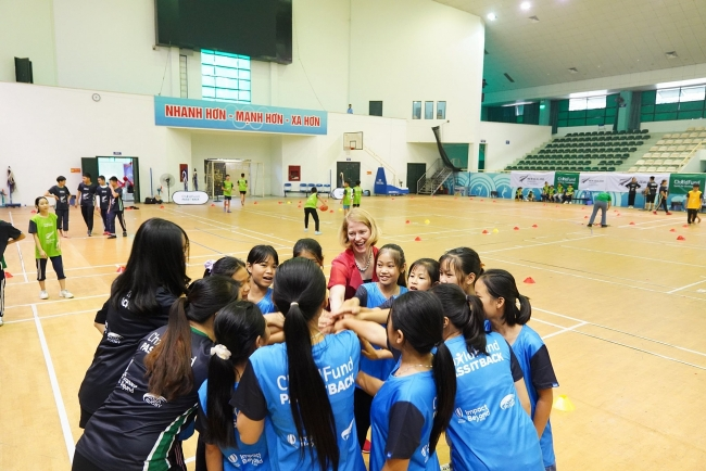 ChildFund Sport for Development program brings positive changes for over 11,560 youth