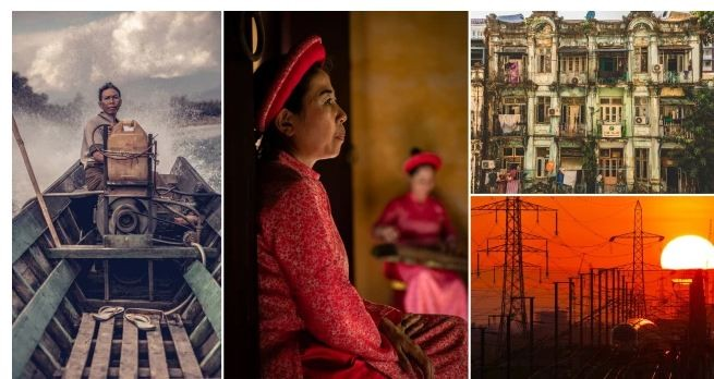 Photo of Hue Woman Recognized at 2021 National Geographic Traveller Photo Contest