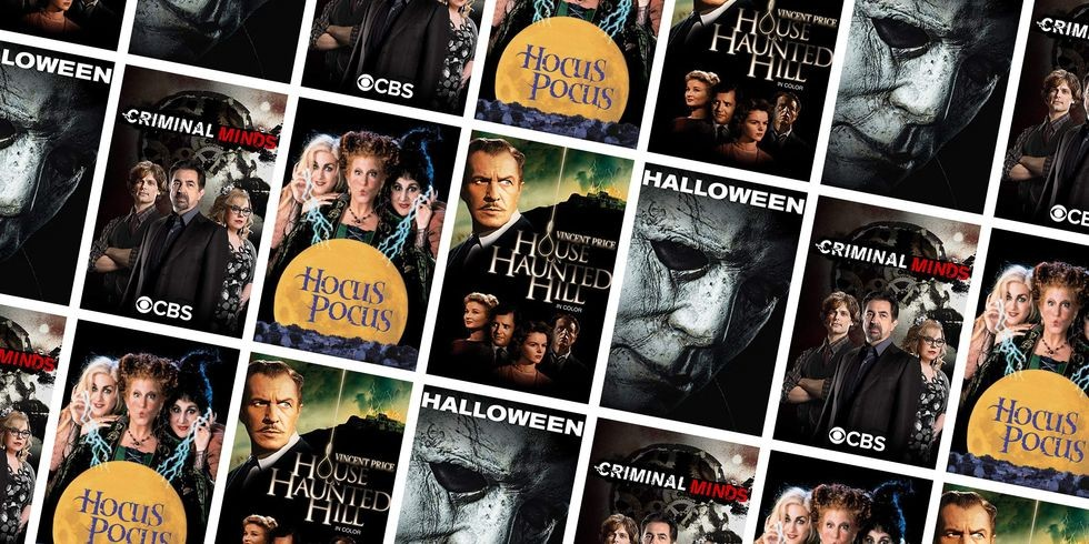 Halloween Movies to Watch for a Scary Evening In
