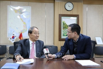 Chairman of Korea-Vietnam Friendship Association urges boost in people-to-people diplomacy