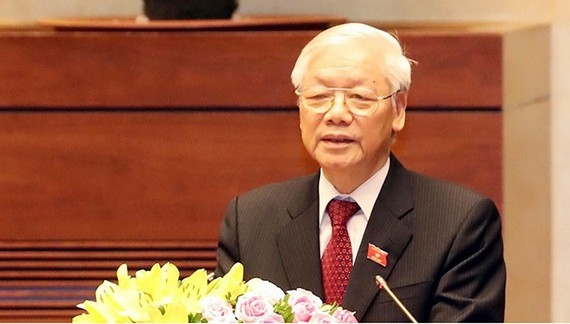 Vietnam's top leader to address opening ceremony of 37th ASEAN Summit on Nov 12