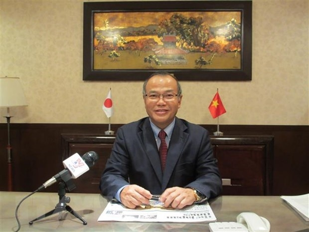 Vietnamese Embassy in Japan do its best to assists citizens amid COVID 19