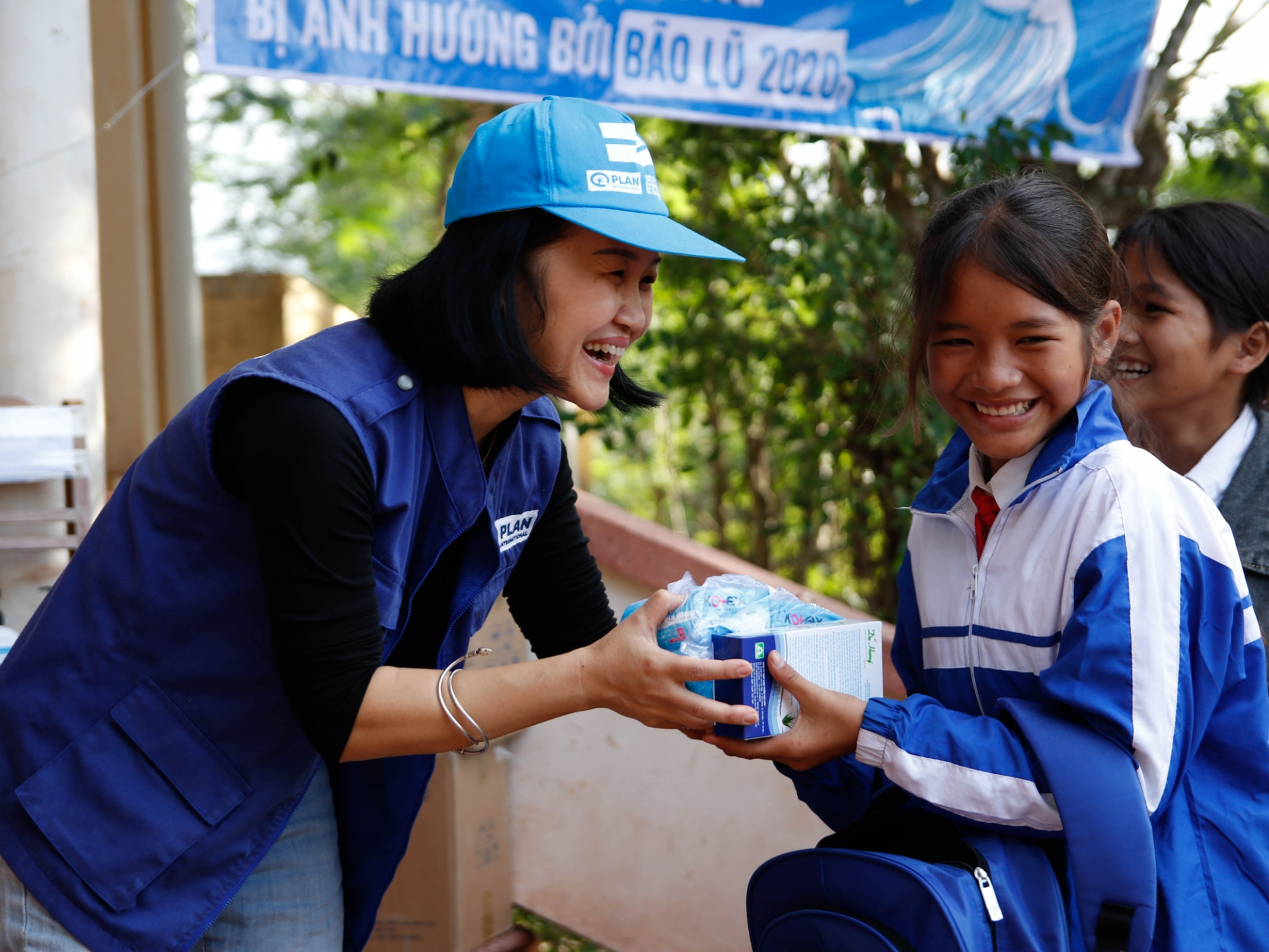 NGO provides more aid for localities hit by storms, floods
