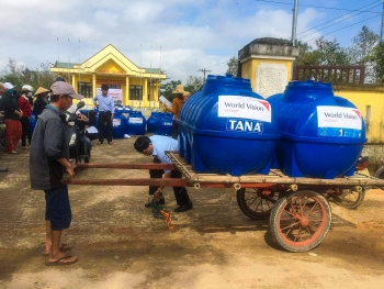 early recovery responses to covid 19 and natural disaster for vietnam locals