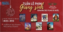 lespace to present christmas movie week