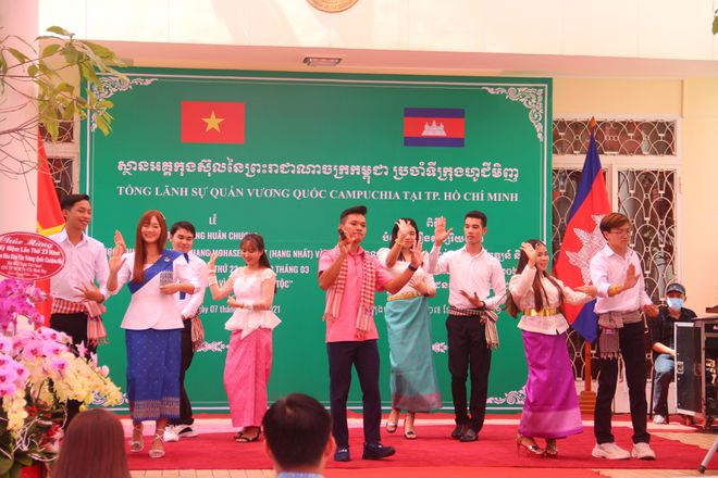 khmer peoples culture highlighted in ho chi minh city