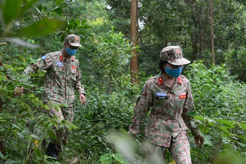 Vietnamese peacekeepers equipped with soft skills