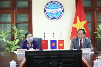 ASEAN, China Friendship Organisations Stay United to Fight Covid-19