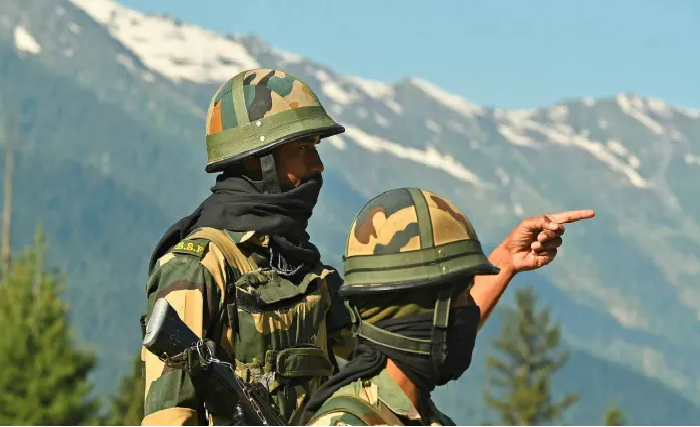 India, China accuse each other of border violations