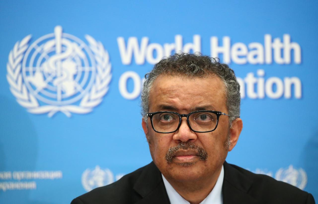 WHO boss: World must be better prepared for next pandemic