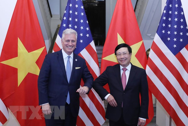 Vietnam-US relationship grows stronger than ever