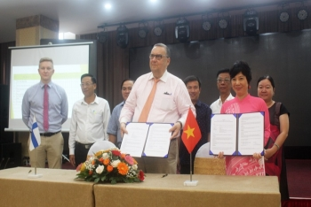 finland supports mekong delta in responding to climate change