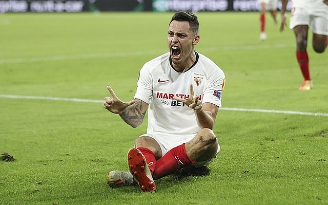Europa League: Sevilla and Shakhtar Donetsk book the last two places for semi-finals