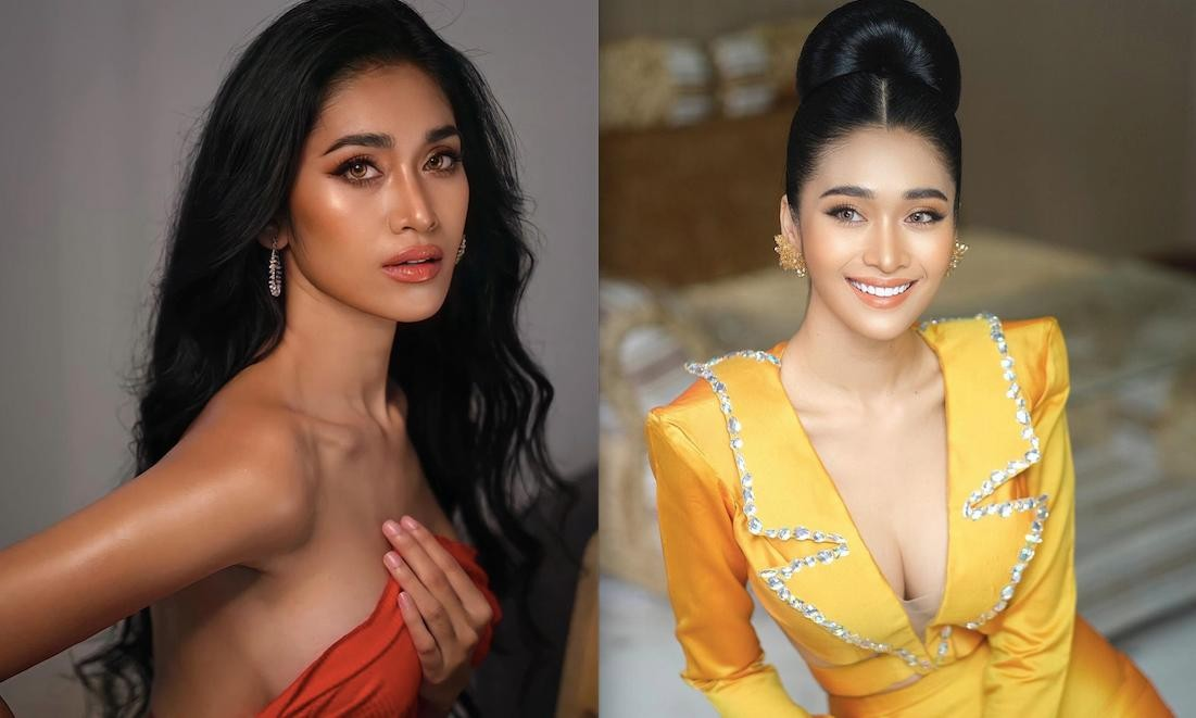 Who Is Miss Cambodia Causing A Fever On Vietnamese Social Media